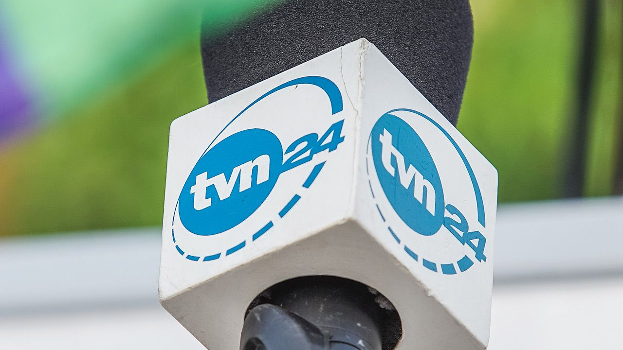 Koncesja TVN24 wygasa 26 września (fot. Michal Fludra/NurPhoto via Getty Images)