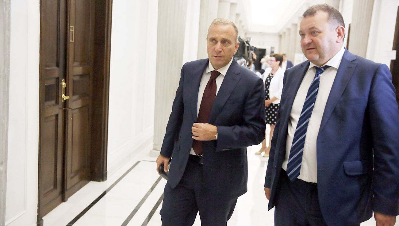 Stanisław Gawłowski startuje do Senatu bez oficjalnego poparcia KO, jednak ugrupowanie nie wystawiło przeciwko niemu kontrkandydata (fot. arch.PAP/Tomasz Gzell)