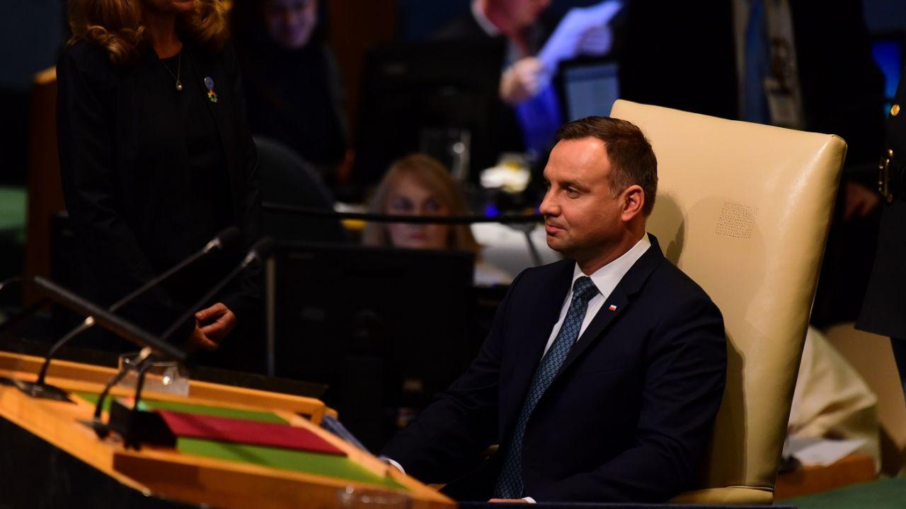 Prezydent weźmie udział w debacie liderów podczas Zgromadzenia Ogólnego ONZ (fot. Shutterstock, zdj. ilustr.)