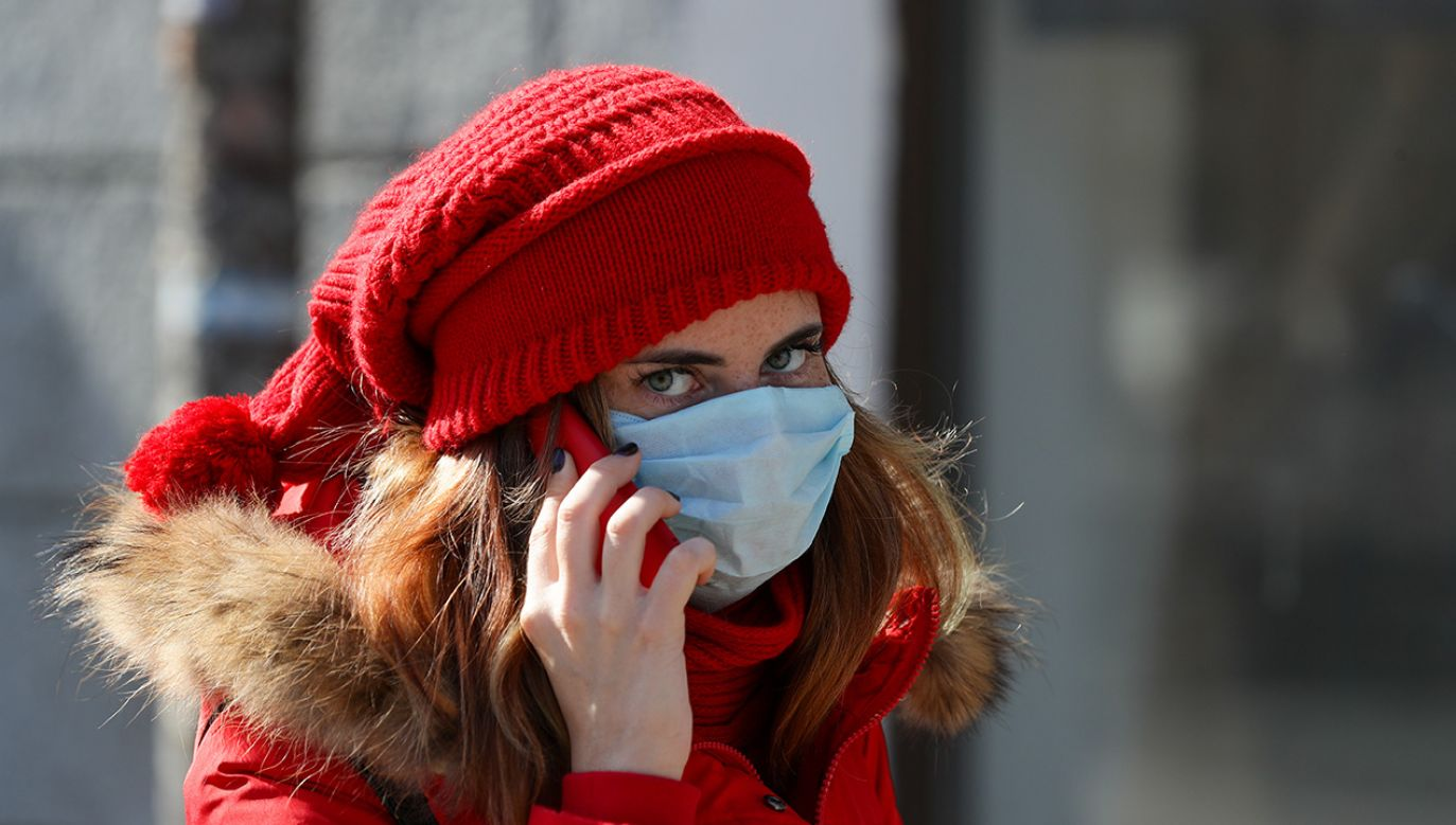 Polacy nie szczędzili sobie okrutnych żartów prima aprilisowych mimo epidemii koronawirusa (fot. Kirill Kukhmar\TASS via Getty Images)