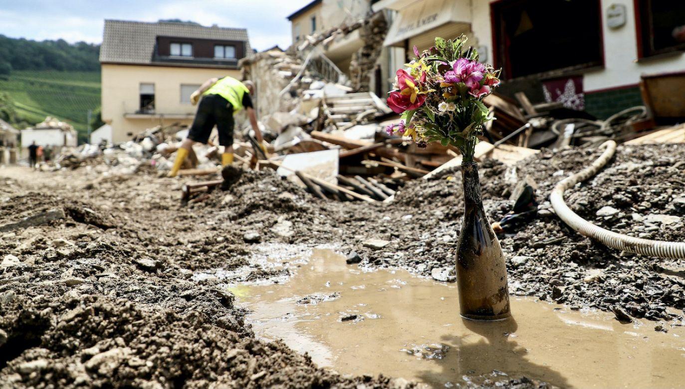 Zginęło blisko 200 osób (fot. PAP/EPA/Friedemann Vogel)