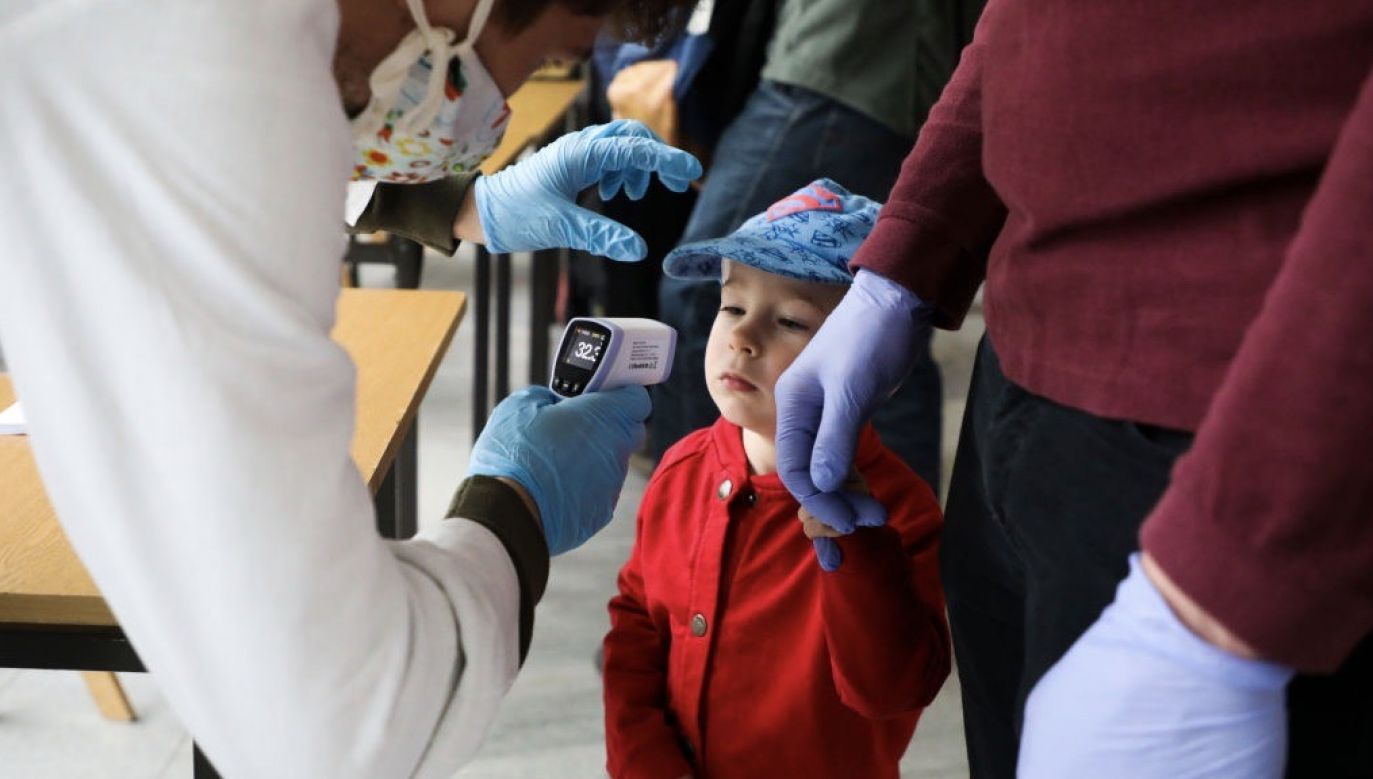 Potwierdzono już ponad 12 tys. ozdrowieńców (fot. Beata Zawrzel/NurPhoto via Getty Images)