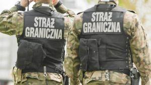 Pogranicznicy zatrzymali dwie rodziny cudzoziemców (fot. www.bieszczadzki.strazgraniczna.pl)