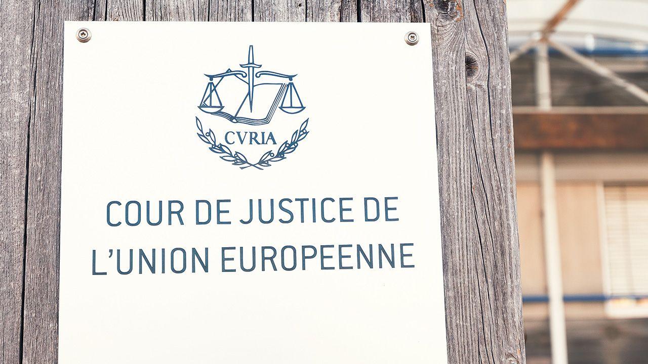 Trybunał Sprawiedliwości UE wydał wyrok w odpowiedzi na pytania prejudycjalne zadane przez Izbę Pracy Sądu Najwyższego(fot. Shutterstock/ frantic00)