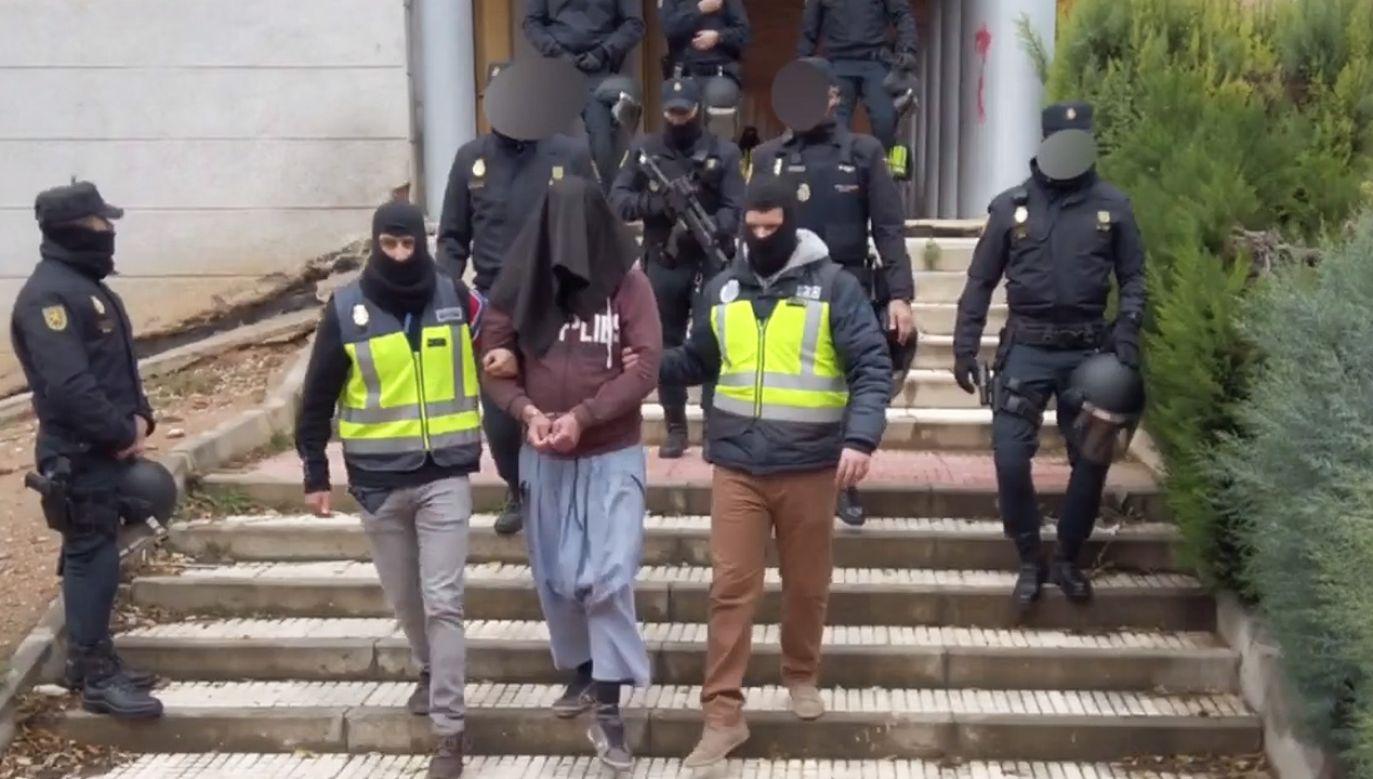 Hiszpania jest jednym z krajów Zachodu szczególnie narażonych na ataki terrorystyczne (fot. policia.es)