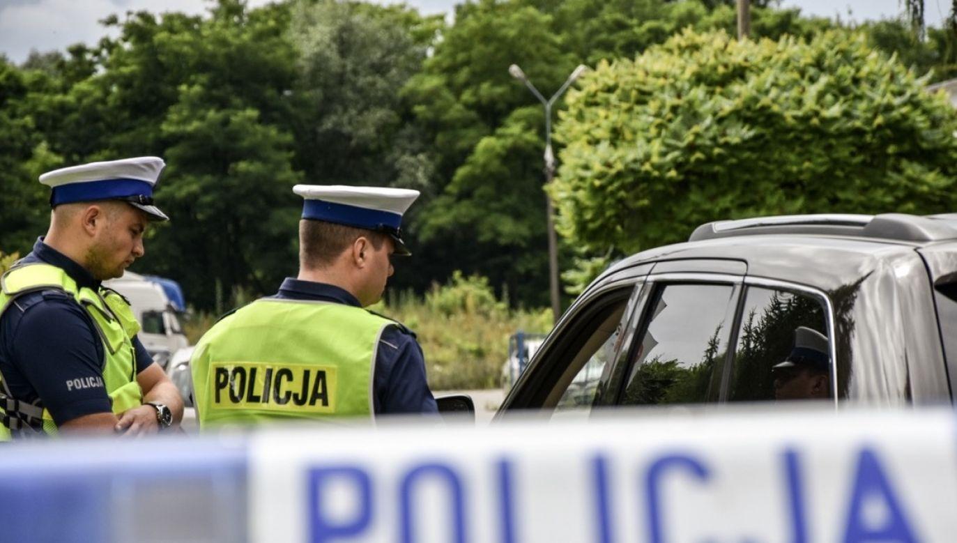 Rzecznik rządu odpowiada na doniesienia ws. zmian w przepisach drogowych (fot. Policja lubuska, zdjęcie ilustracyjne)