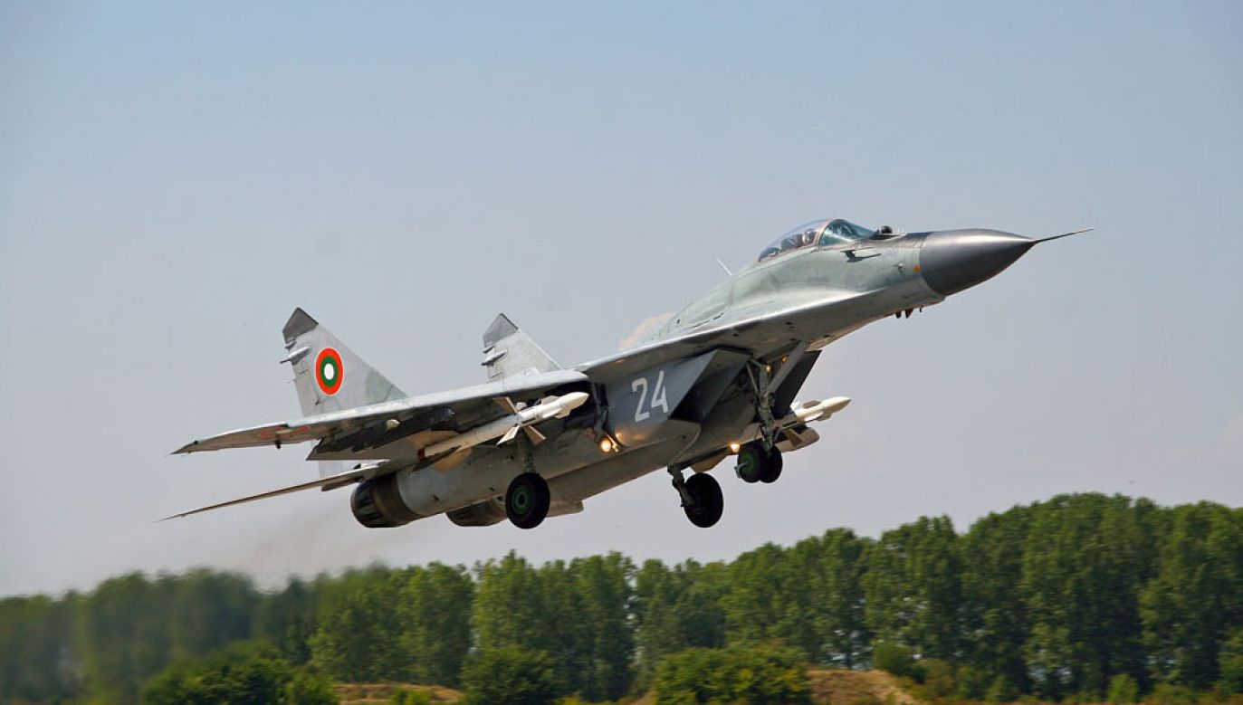 Według źródeł w ministerstwie obrony Bułgarii celem Rosji jest wyczerpanie zdolności bułgarskiego lotnictwa wojskowego (fot. wikipedia/Krasimir Grozev)