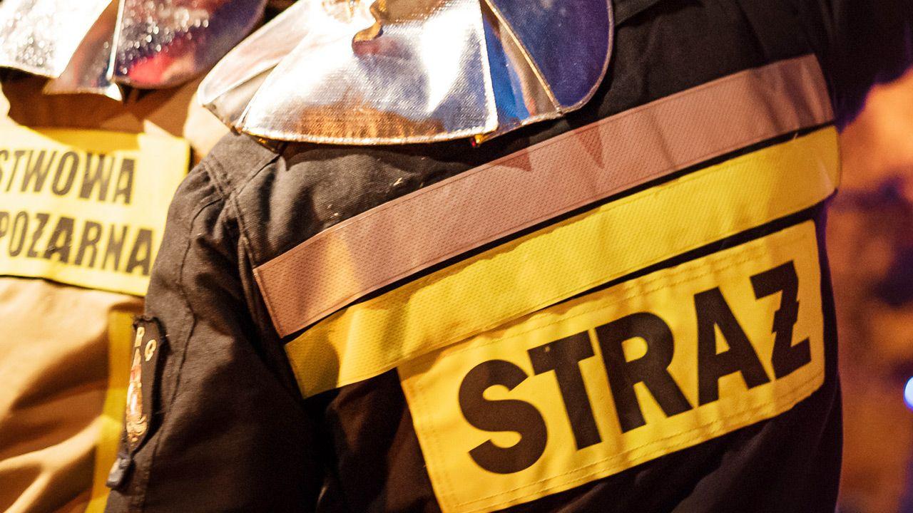Do pożaru mieszkania doszło przy Alei Solidarności w Warszawie (fot. Shutterstock/Dziurek)