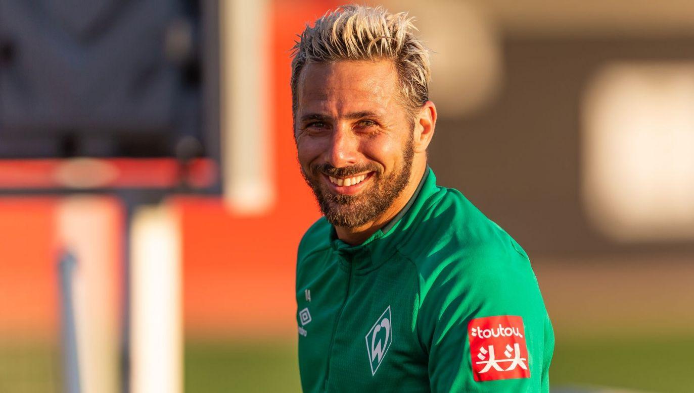 Claudio Pizarro zakończył karierę (fot. Getty)