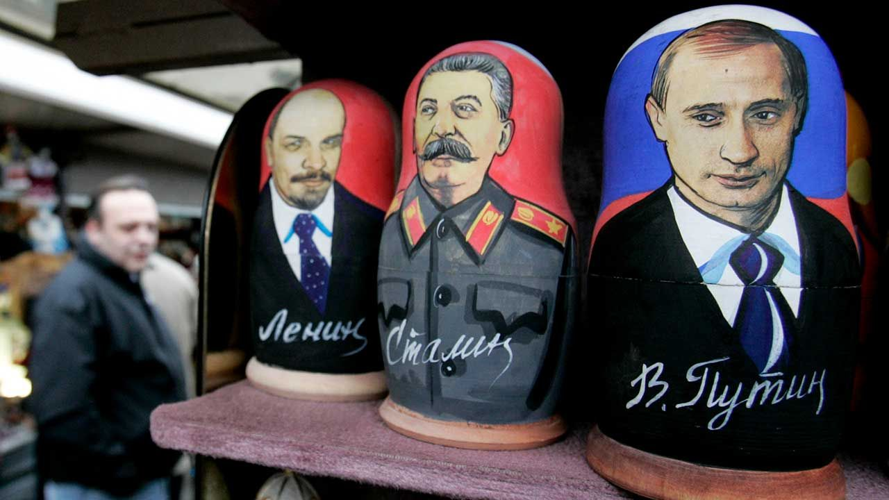 Dzień Zwycięstwa w Rosji  (fot. REUTERS/Alexander Demianchuk)
