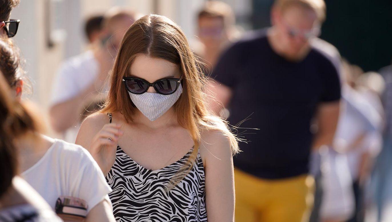 Ponad połowa zakażonych koronawirusem na Mazowszu osób wyzdrowiała (fot. Jaap Arriens/NurPhoto via Getty Images)