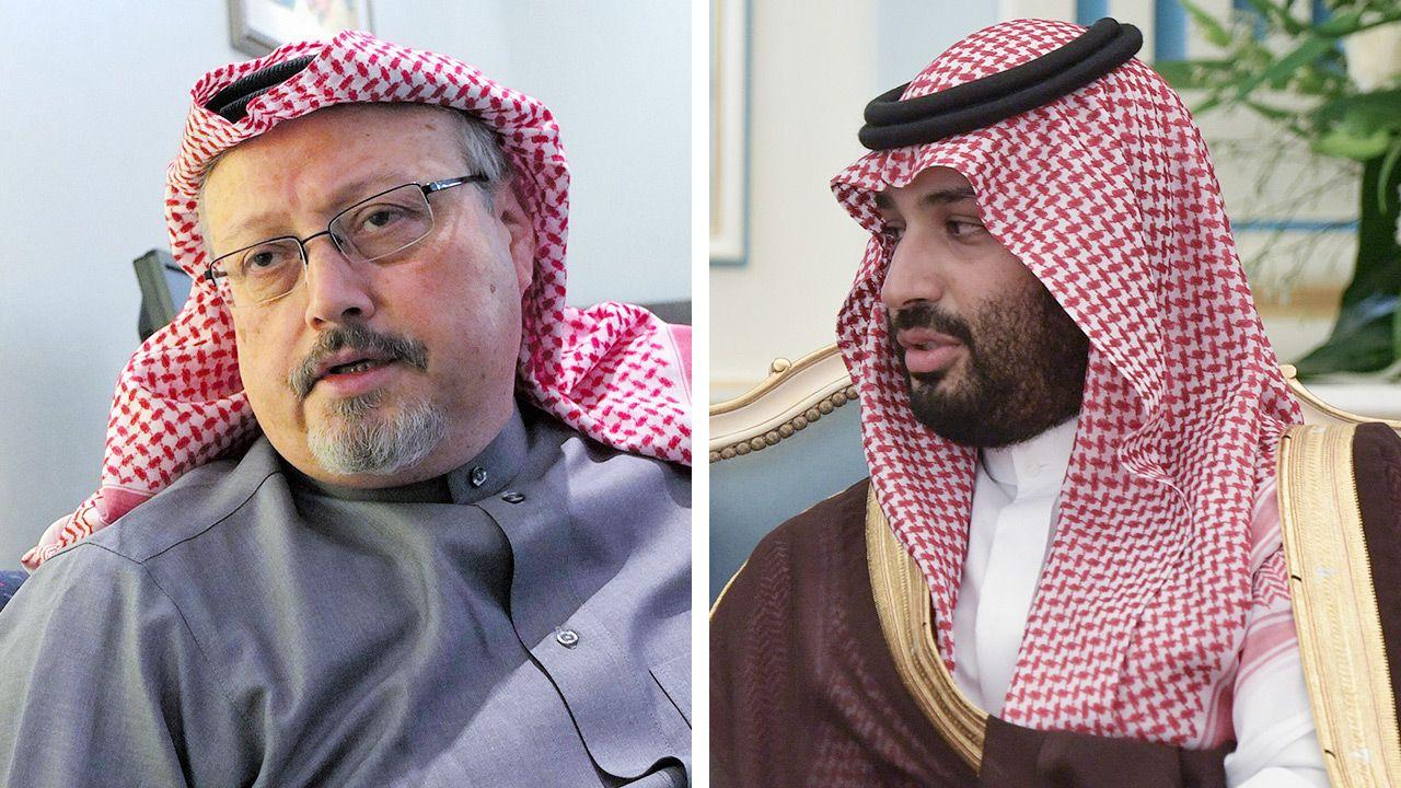Prawdopodobnie za zabójstwo dziennikarza Dżamala Chaszodżdżiego odpowiedzialność ponosi Mohammad ibn Salman (fot. Getty Images)