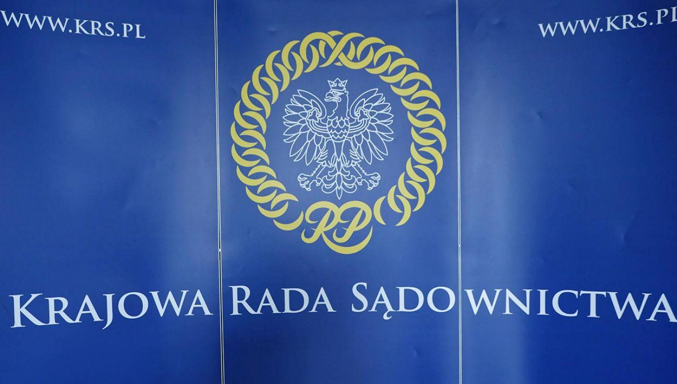 Urzędnicy w biurze KRS od 13 marca pracują w większości w trybie zdalnym (fot. PAP/Rafał Guz)