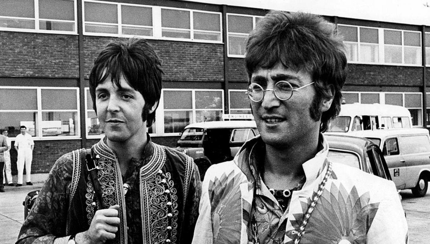 To John Lennon odpowiada za rozpad Beatlesów (Fot. Cummings Archives/Redferns)