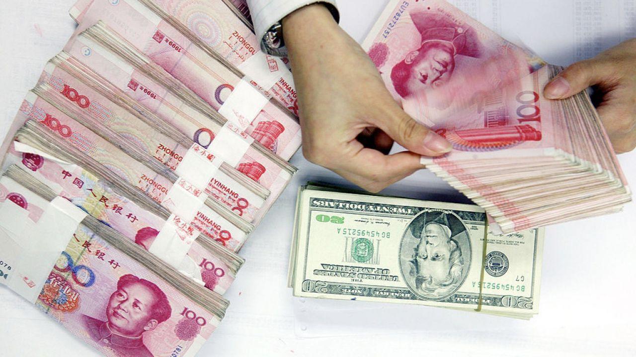 Chińska gospodarka rozwija się mimo pandemii (fot. China Photos/Getty Images)