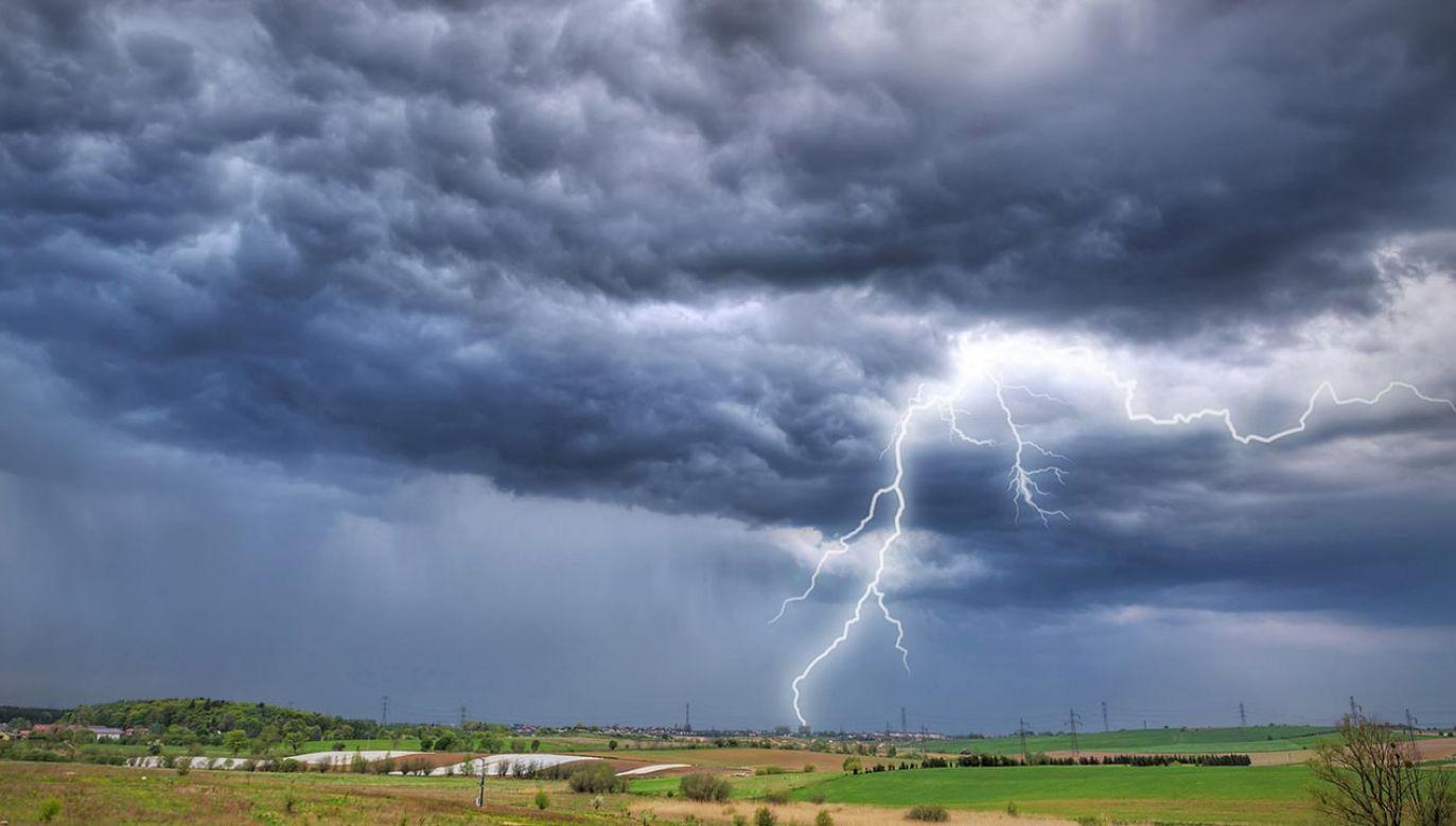 Prognoza pogody na wtorek 18 maja (fot. Shutterstock/Patryk Kosmider)