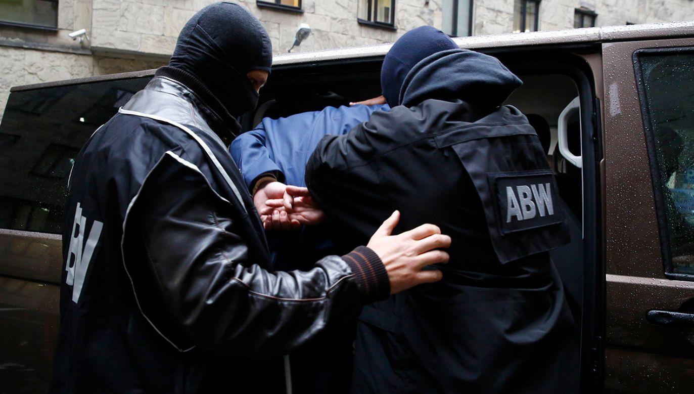 Wcześniej zatrzymano w tym śledztwie 14 osób (fot. arch. PAP)