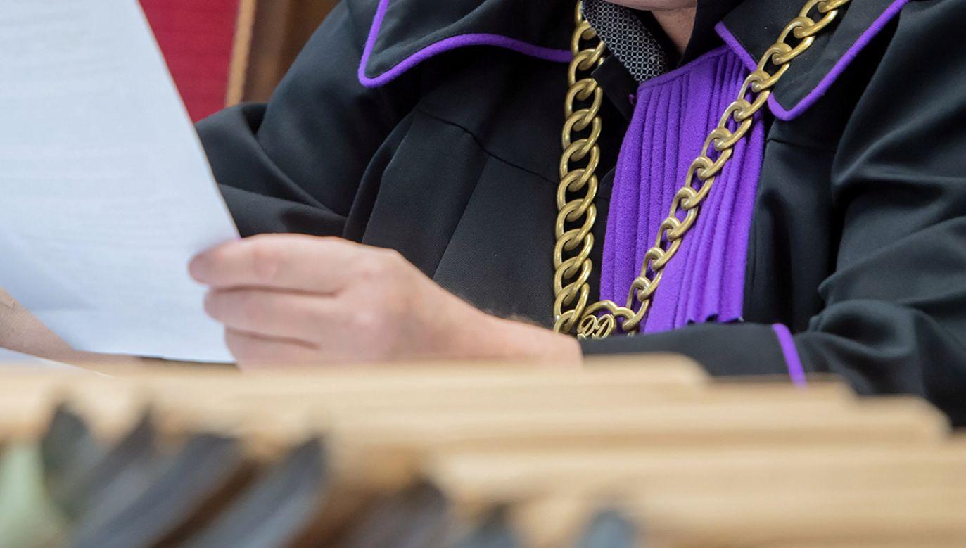 Według sądu uczestnicy zajścia realizowali swoje prawo do demonstracji (fot. PAP/Grzegorz Michałowski)