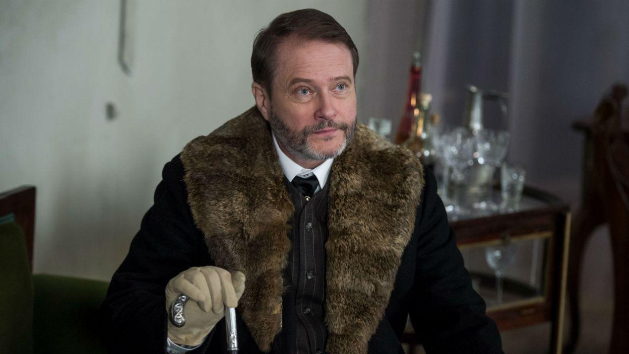 Artur Żmijewski zagrał rolę Bratkowskiego (fot. Jan Bogacz/TVP)