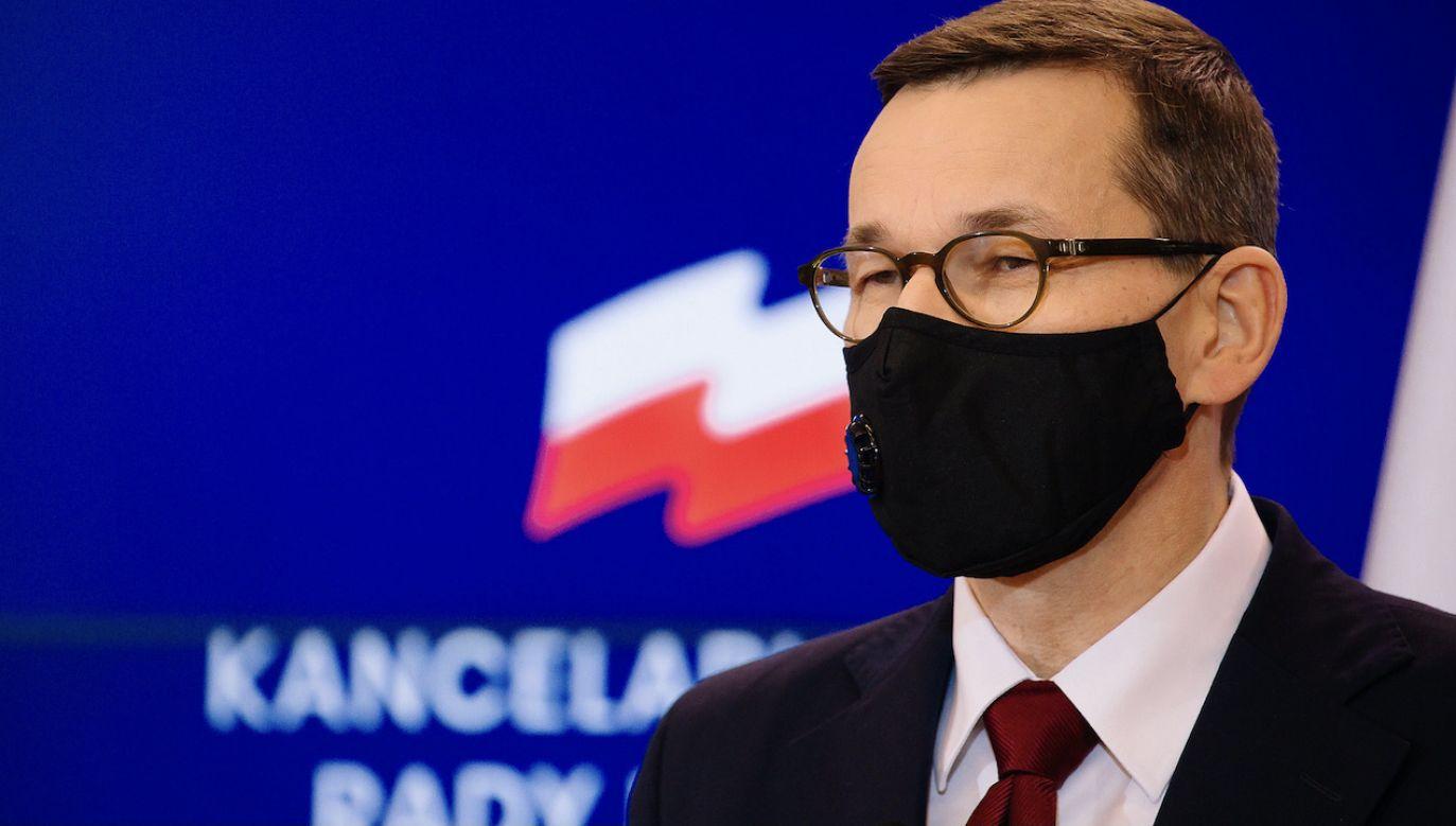 Zdaniem Mateusza Morawieckiego cyfryzacja ma pomóc w unowocześnianiu państwa (fot. Krystian Maj/KPRM)