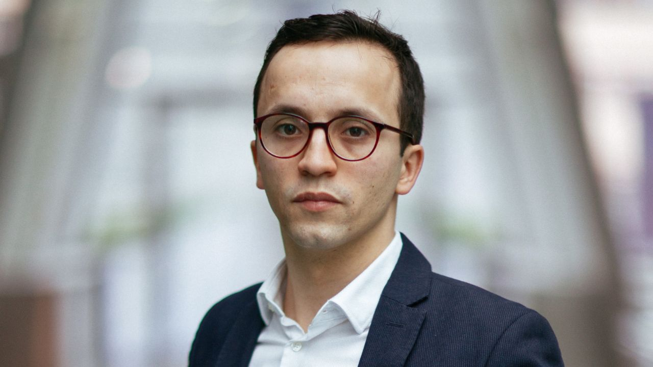 Samuel Pereira (fot. Albert Zawada/PAP)