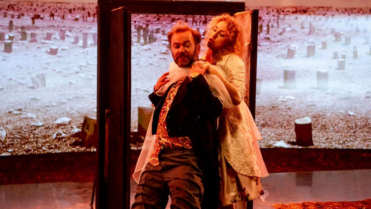 Do piekła dociera także Kasia, która zamierza domagać się męża; może to nawet być diabeł (fot. Sylwia Penc)