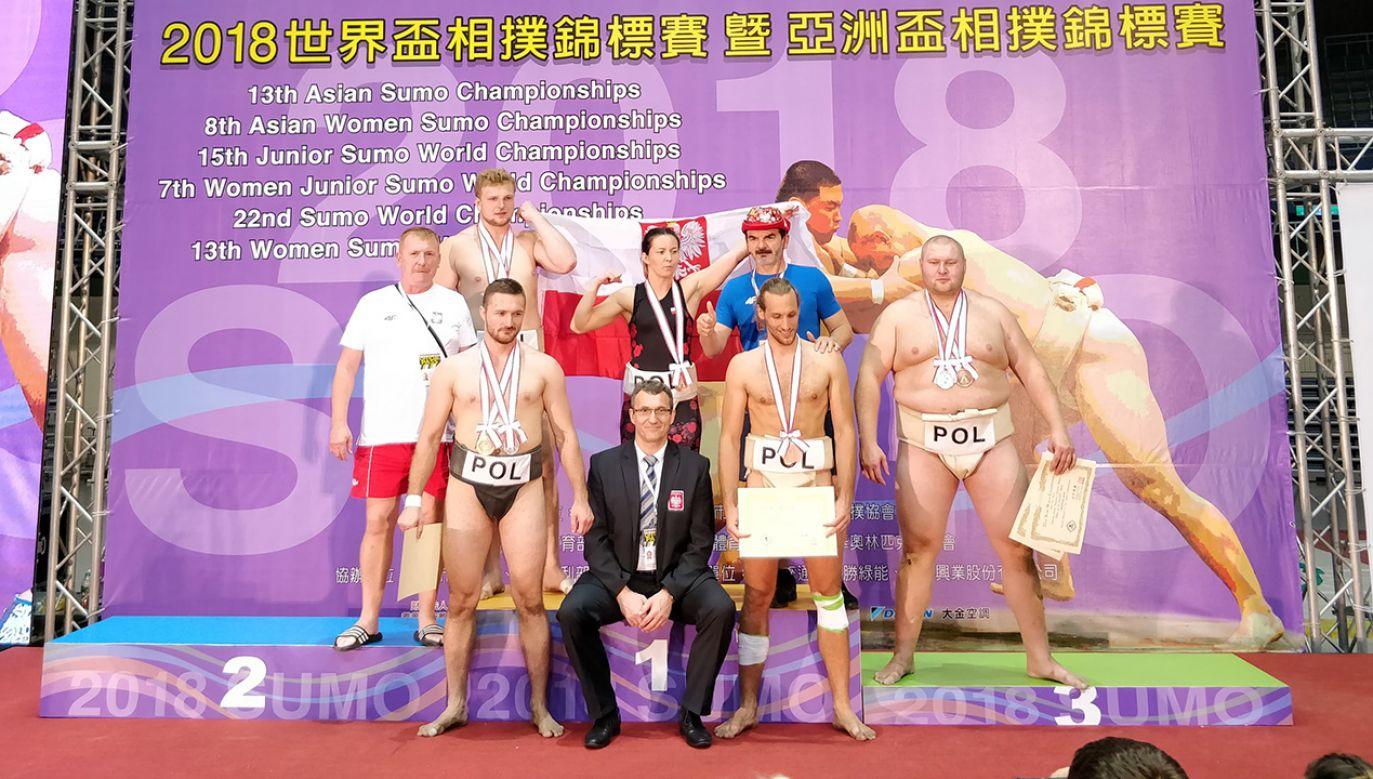 Sumo jest japońskim sportem narodowym o wieloletniej tradycji (fot. Twoje Info)