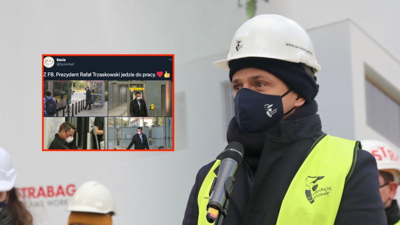 Rafał Trzaskowski, wiceszef Platformy Obywatelskiej (fot. PAP/Tomasz Gzell, twitter.com/Sylvinha1)