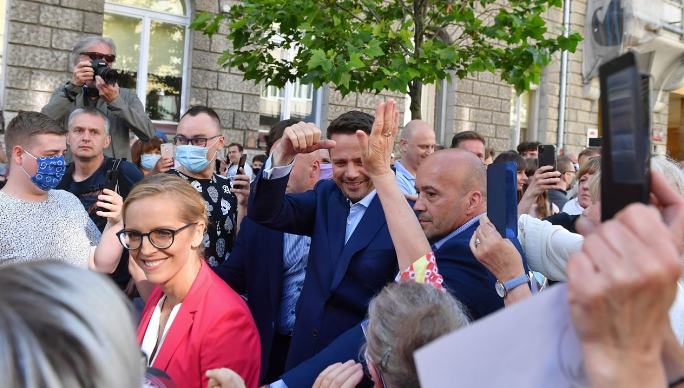 Urząd zapewnia, że o wizycie Andrzeja Dudy również poinformuje (fot. PAP/Grzegorz Michałowski)
