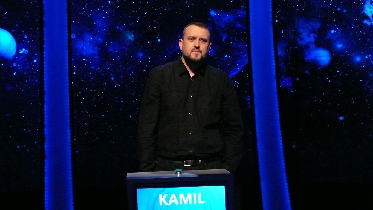 Pan Kamil Wierzbicki został zwycięzcą 7 odcinka 116 edycji