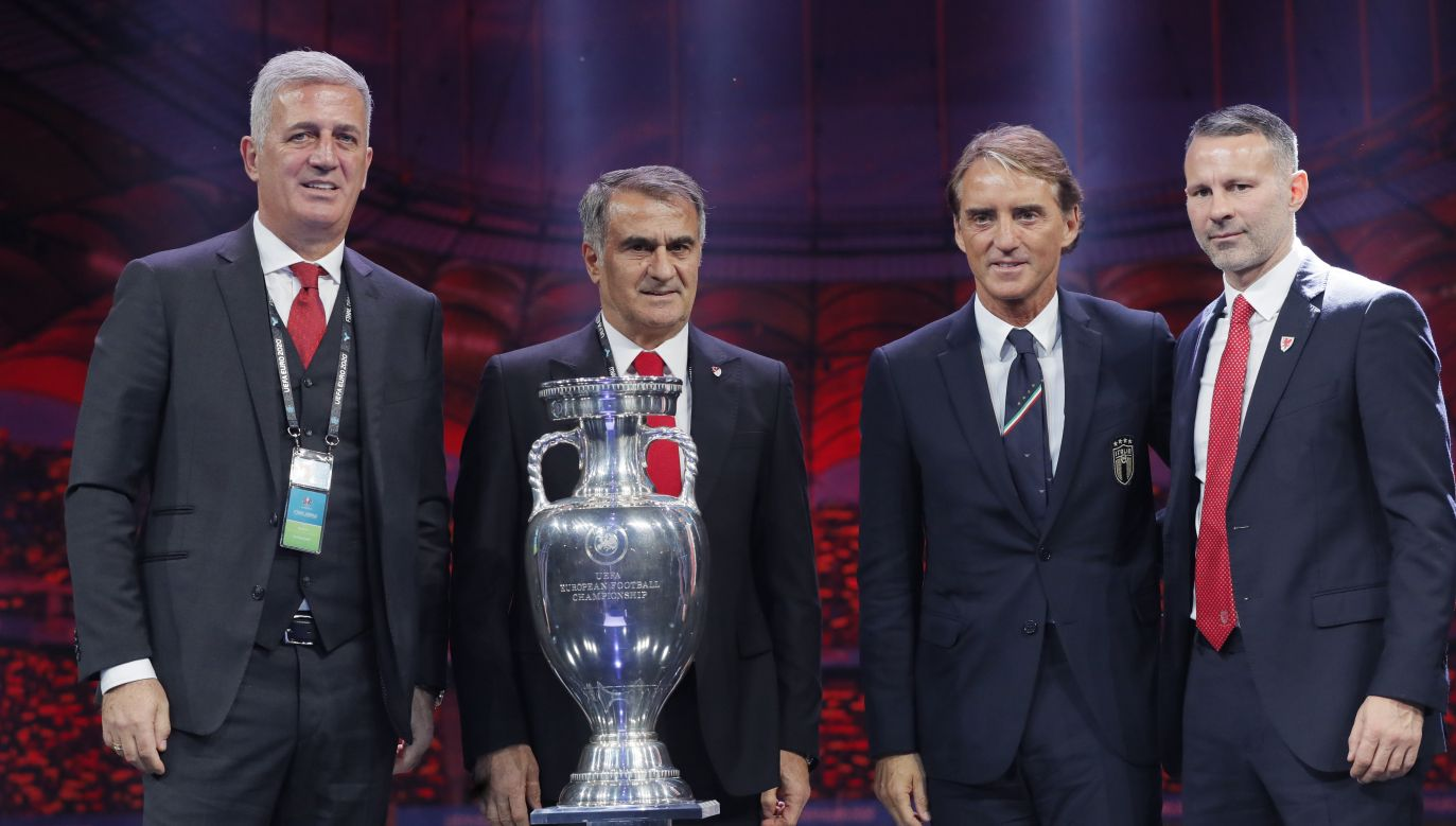Groups for UEFA Euro 2020 Football Championship chosen