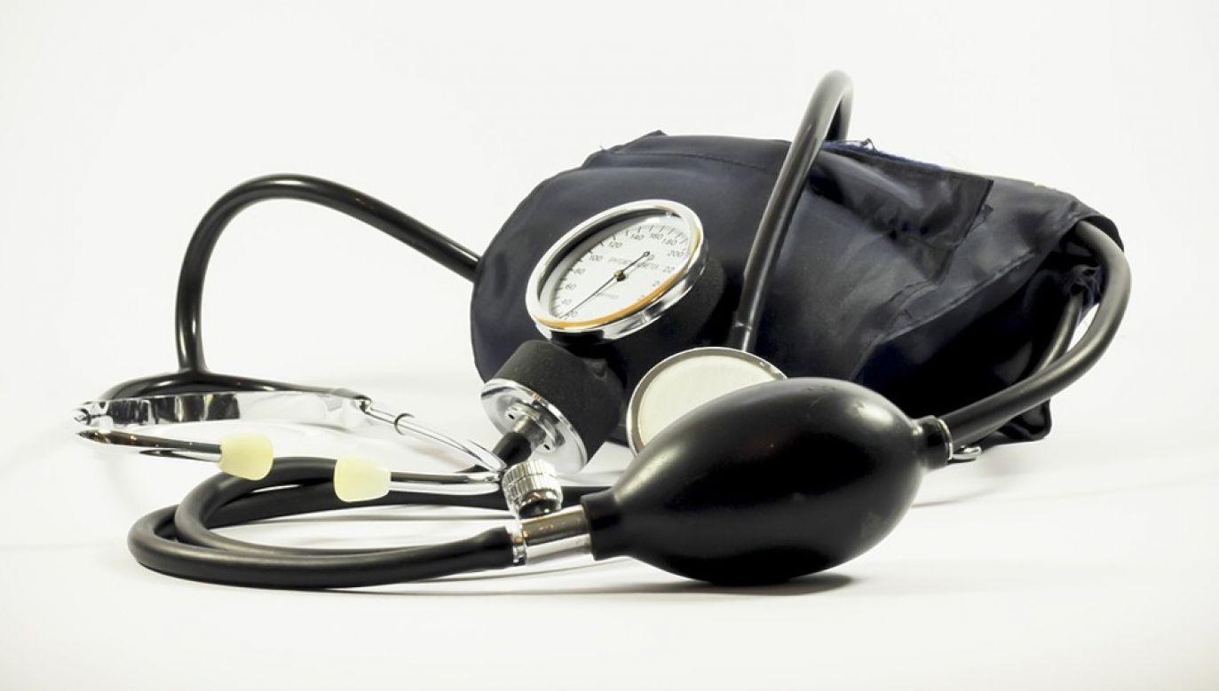 Wiele osób nawet nie wie, że ma nadciśnienie (fot. Pixabay/frolicsomepl)