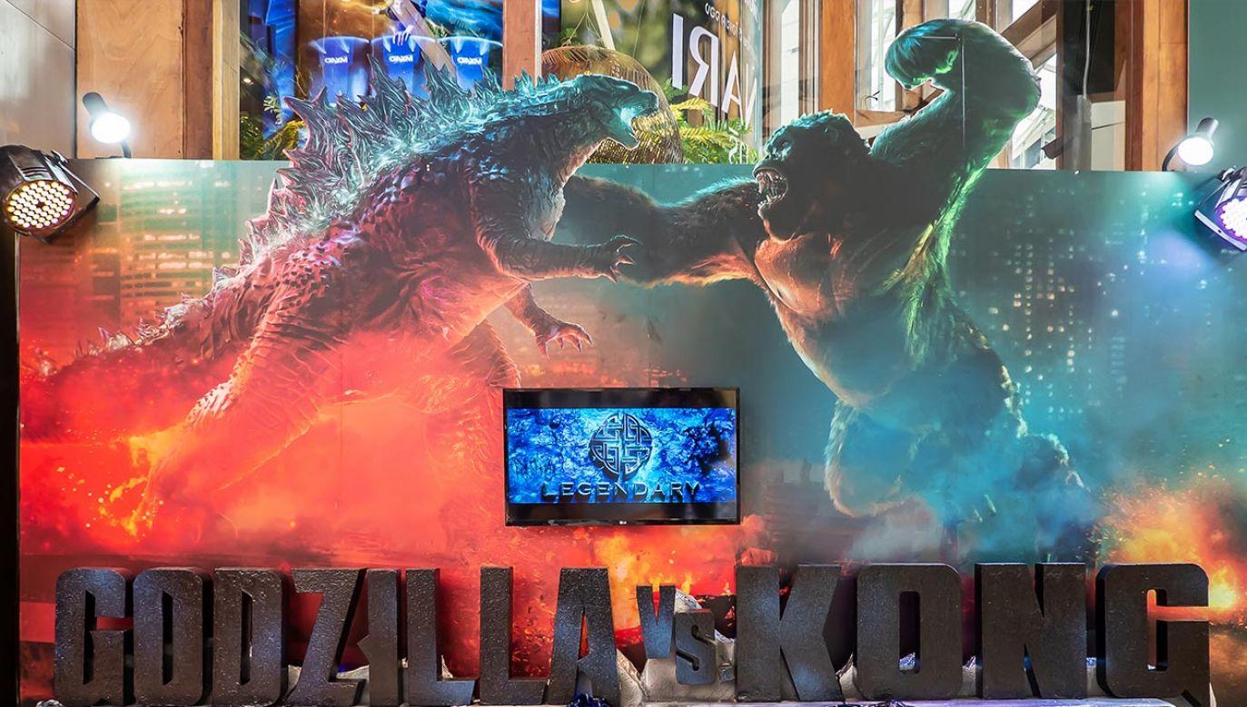 "To pierwszy prawdziwy ""blockbuster"" ery pandemii (fot. Shutterstock/chingyunsong)"