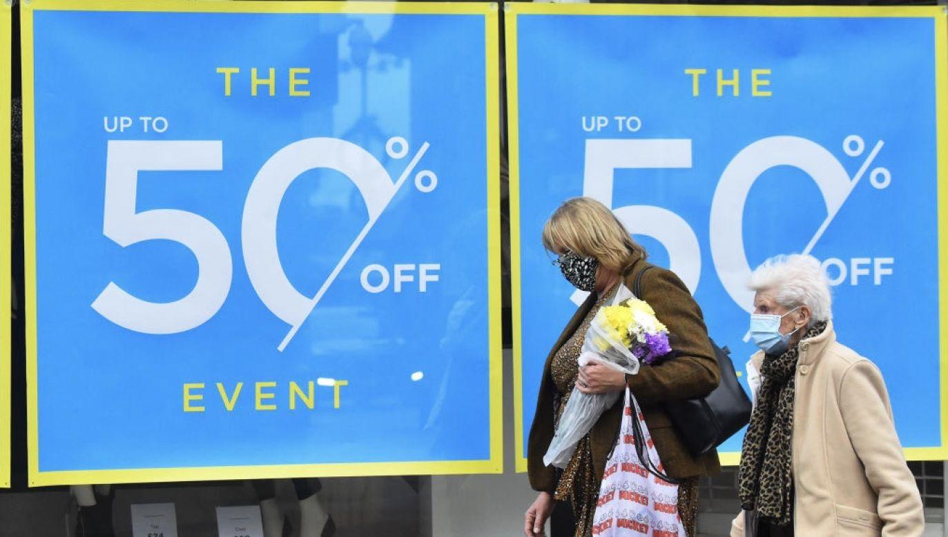 Przedsiębiorcy stosują różne chwyty (fot. Nathan Stirk/Getty Images)