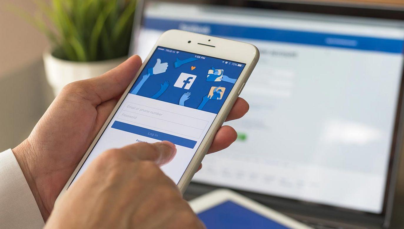 KE sprawdza, czy Facebook działa na niekorzyść konkurencji (fot. Shuttersock/Chinnapong)