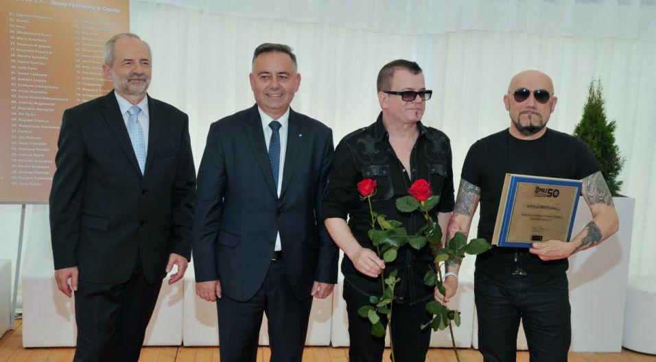 Grzegorz Skawiński i Waldemar Tkaczyk – niegdyś Kombi, teraz Kombii (fot. Ireneusz Sobieszczuk/TVP)