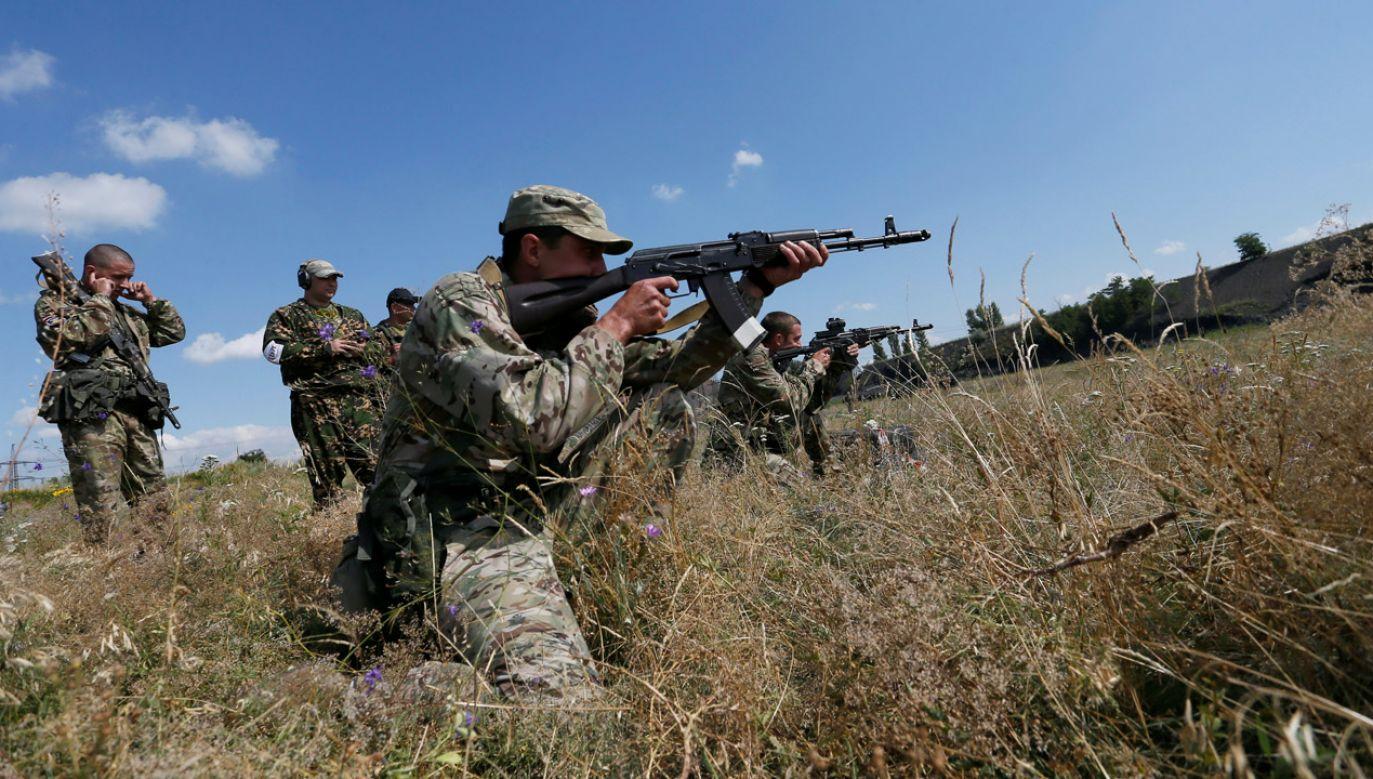 Obserwator śledził konflikt między ukraińskimi siłami rządowymi a separatystami prorosyjskimi (fot. Reuters.com/Alexander Ermochenko)