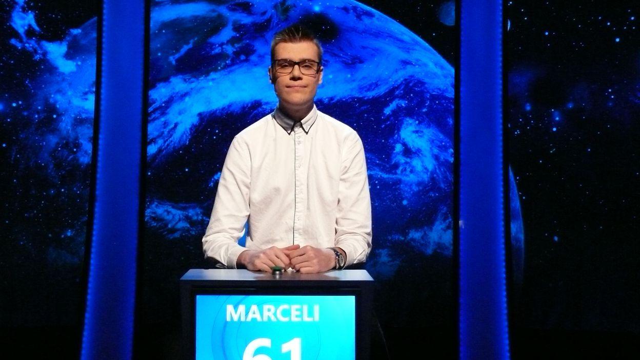 Zwycięzcą 4 odcinka 114 edycji został Pan Marceli Matusiak