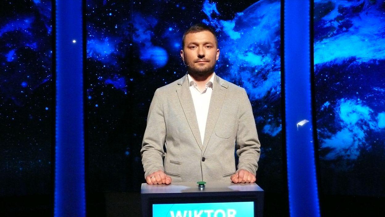 Pan Wiktor Ostolski wygrał 1 odcinek 126
