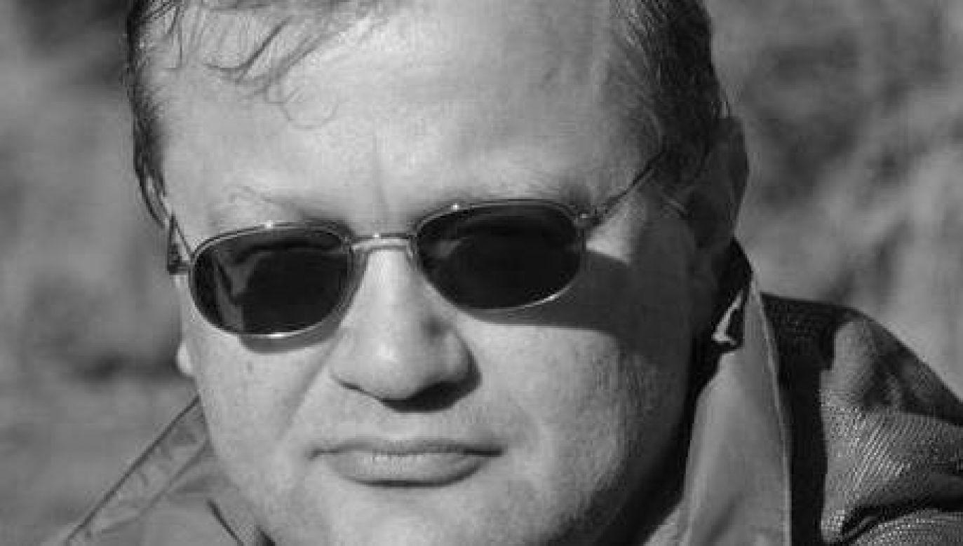Witold Krzesiński (fot. Facebook/Witold Krzesiński)