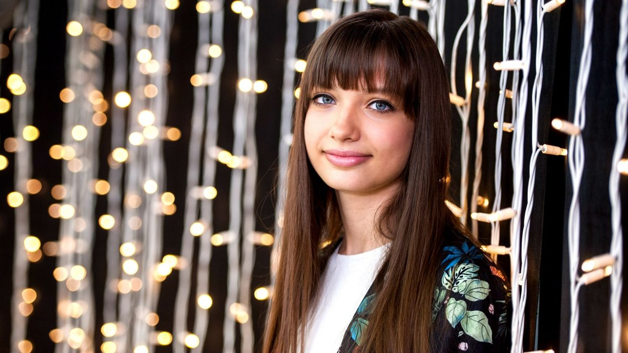 Polską reprezentantką na Eurowizję Junior będzie Wiktoria Gabor. Inne kraje też przedstawiły już swoich kandydatów (fot. TVP)