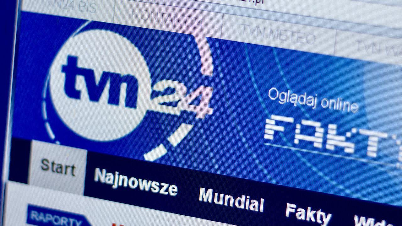 Sprostowania nie znaleźliśmy na głównych stronach portali tvn.pl i tvn24.pl (fot. Shutterstock/Sharaf Maksumov)