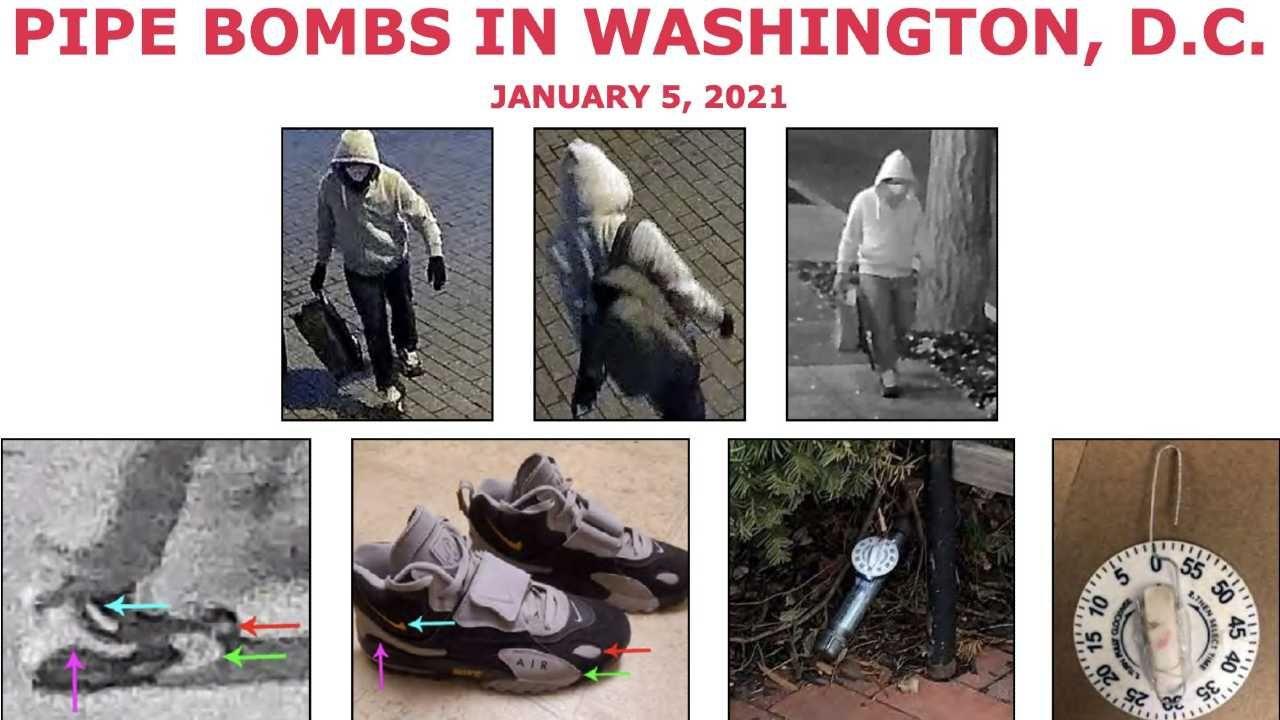 Za informacje o zamachowcu wyznaczono 100 tys. dolarów nagrody (fot. FBI)