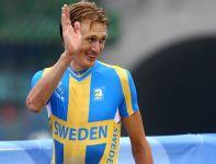 Gustav Larsson - wicemistrz olimpijski z jazdy indywidualnej na czas (fot. Getty Images)