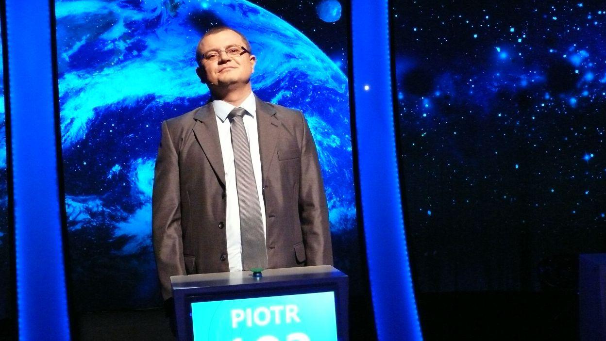 Pan Piotr Piwowarczyk został zwycięzcą 7 odcinka 117 edycji