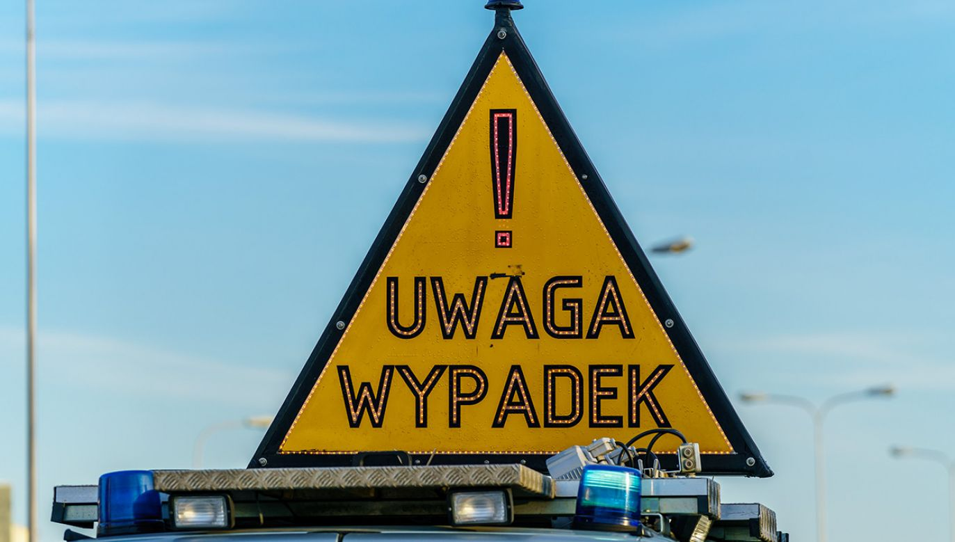 Utrudnienia w ruchu na A2 w Wólce Łasieckiej (fot. Shutterstock/Orso)