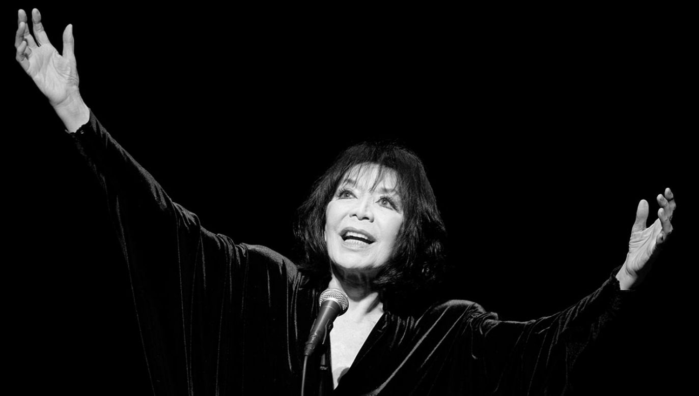 Uważano ją za ambasadorkę francuskiej piosenki (fot. REUTERS/Herwig Prammer)