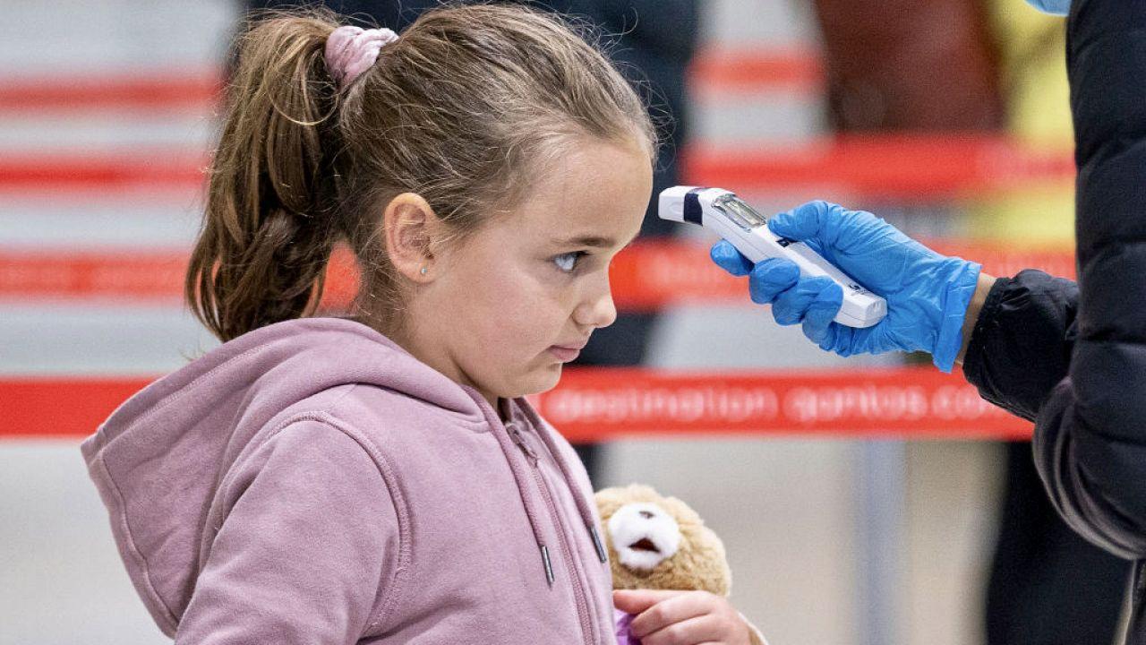 Zebrano dane dotyczące ponad 12 tys. amerykańskich dzieci (fot. D.Pockett/Getty Images)
