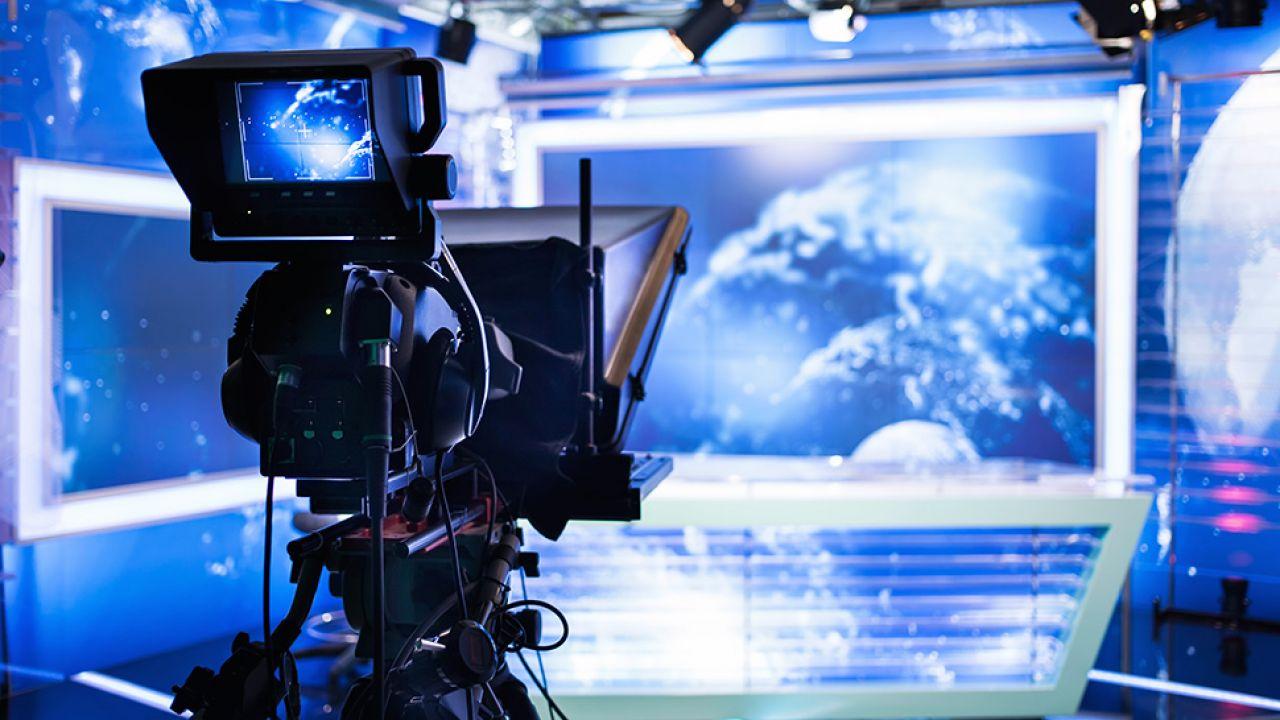 Kamera telewizyjna (fot. Shutterstock/ IxMaster)