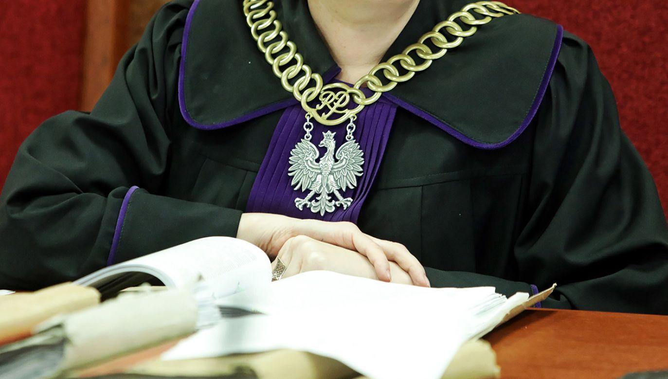 Wiceminister sprawiedliwości komentował czwartkowe postanowienie Izby Pracy SN (fot. PAP/Artur Reszko)